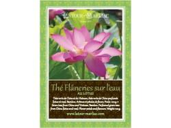 Thé vert au Lotus 'Flâneries sur l'eau' - 100gr