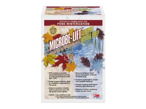 Automne/Hiver Préparation - Microbe-Lift