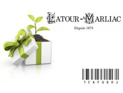 Carte cadeau plantes