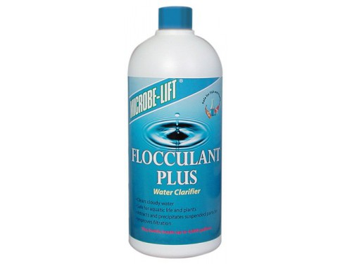 Microbe-lift Flocculent Plus - Eau claire