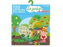 Gommettes - jardin