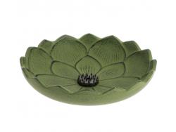 Brûle-parfums Iwachu Fleur de Lotus, Vert