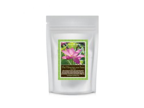 Lotus green tea 'Flâneries sur l'eau' - 100g