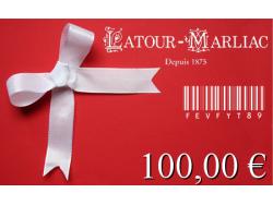 Chèque Cadeau - 100