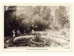 Carte postale 'Latour-Marliac dans son jardin ancien'